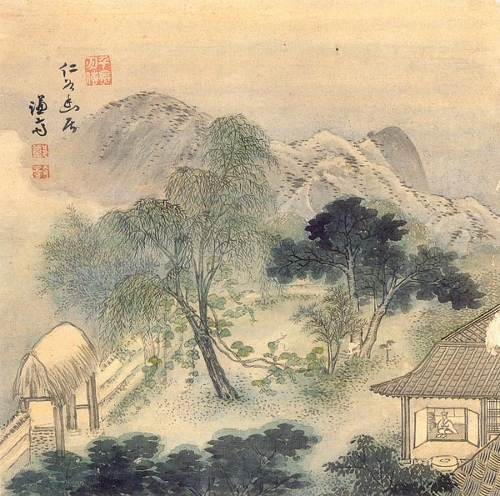 Jeong Seon (500x496)