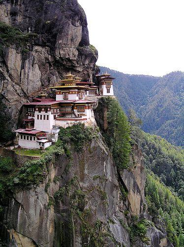 monastère taktsang bhoutan 02