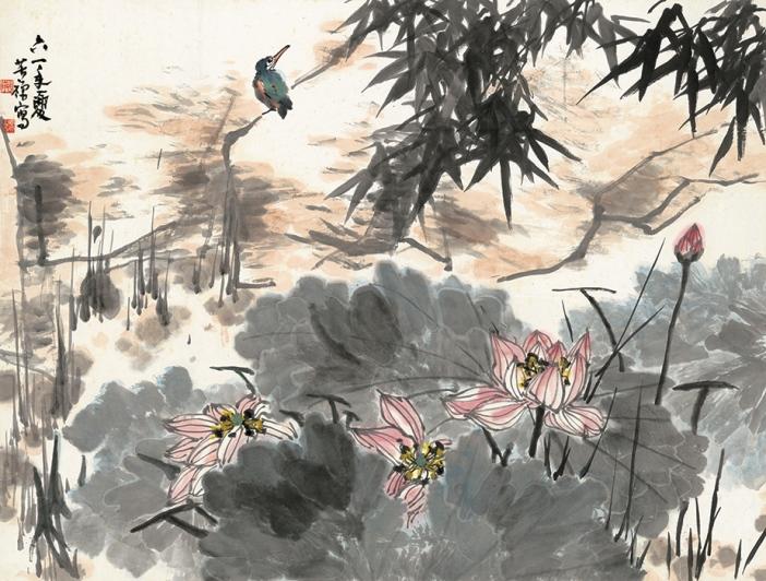 li-kuchan_lotuses