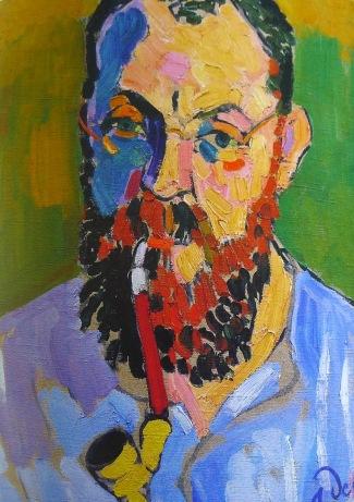 Matisse par Derain