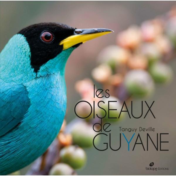 oiseaux guyane tanguy deville couverture